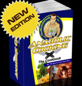 Anabolic Cooking Book