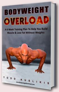 Body Weight Overload Book