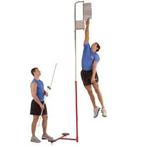 Average Vertical Jump for Men and Women - The Exercisers